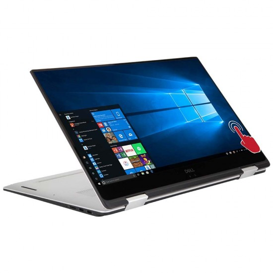 """Лаптоп Dell Mobile Precision 5530, Intel Core i7-8850H (up to 4.30GHz, 6C, 9MB), 15.6"""" UltraSharp FHD"""