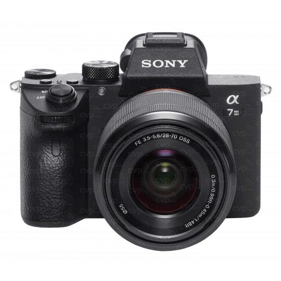 Фотоапарат SONY A7 III + Sony FE 28-70mm F/3.5-5.6 OSS