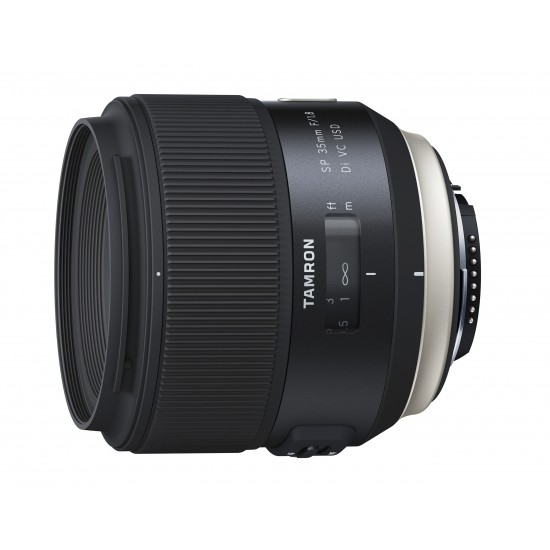 Обектив TAMRON SP 35mm F/1.8 Di VC USD for Canon + UV Filter Rodenstock