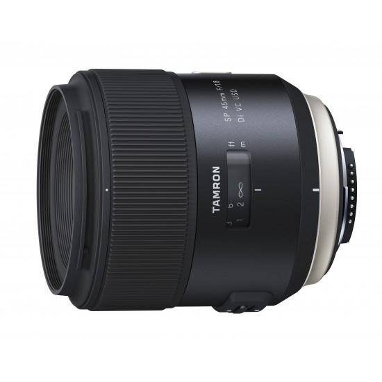 Обектив TAMRON SP 45mm F/1.8 Di VC USD for Canon + UV Filter Rodenstock